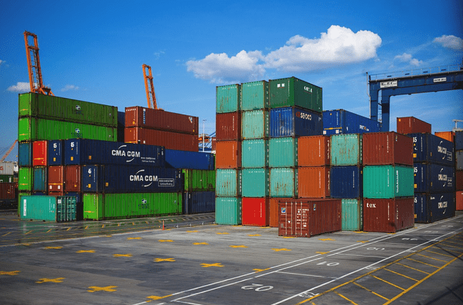 Find Shipping Containers