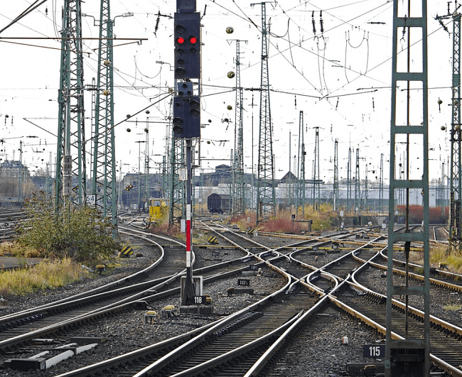 Railway Signals and Directions