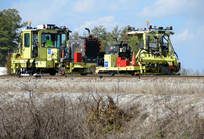 Track Maintenance Procedure